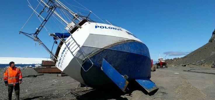 Wyprawa na S/Y Polonus zakończona