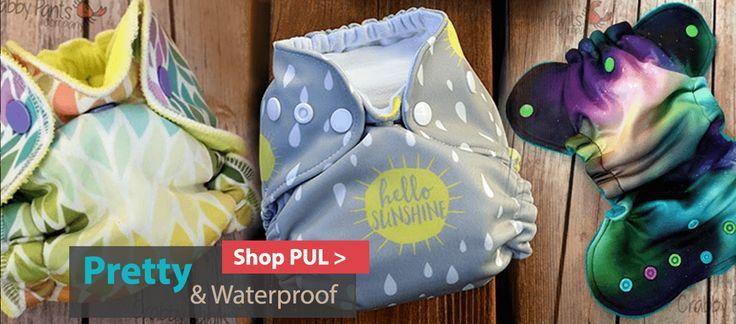 Diaper Sewing Supplies