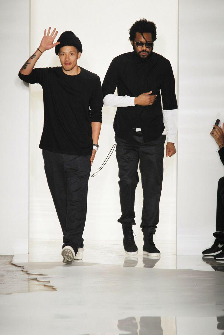 Future fashion trends 2014 - Dao Yi Chow And Maxwell Osborne Public School Fall 2014 New York