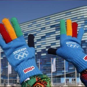 Sochi Olympics Puts A Humble Logo On A Garish Games