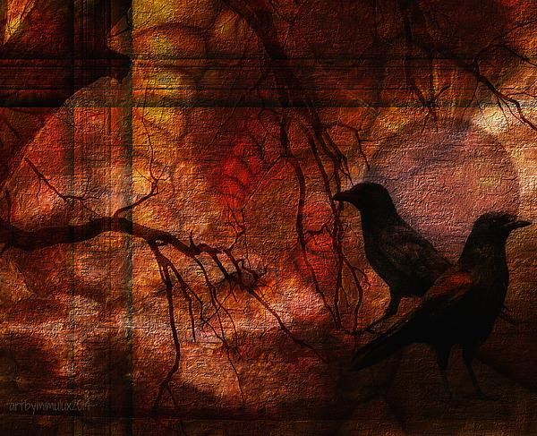 RAVENS WORLD edited  welcome to the mysterious world of the raven.. full of myth, folklore and magic.