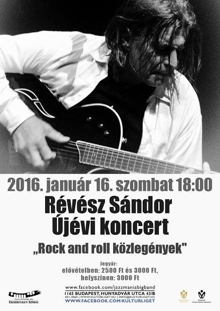 """Plakat104.hu: """"Rock and roll közlegények"""" - Révész Sándor újra t..."""