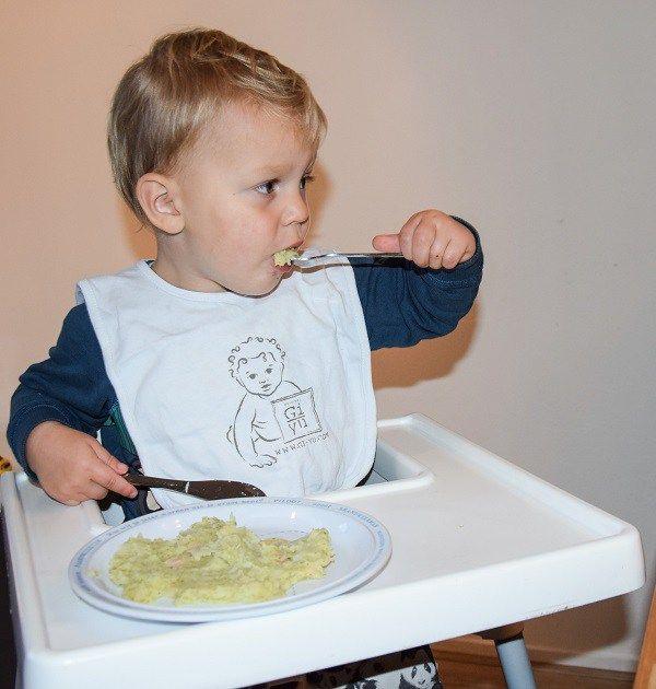 Recept: Risotto met tuinerwtjes, gegrilde tomaatjes en knoflook - Alweer een nieuwe moeder blog - Persoonlijk Mamablog