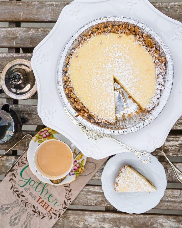 Lemon Butta Pie