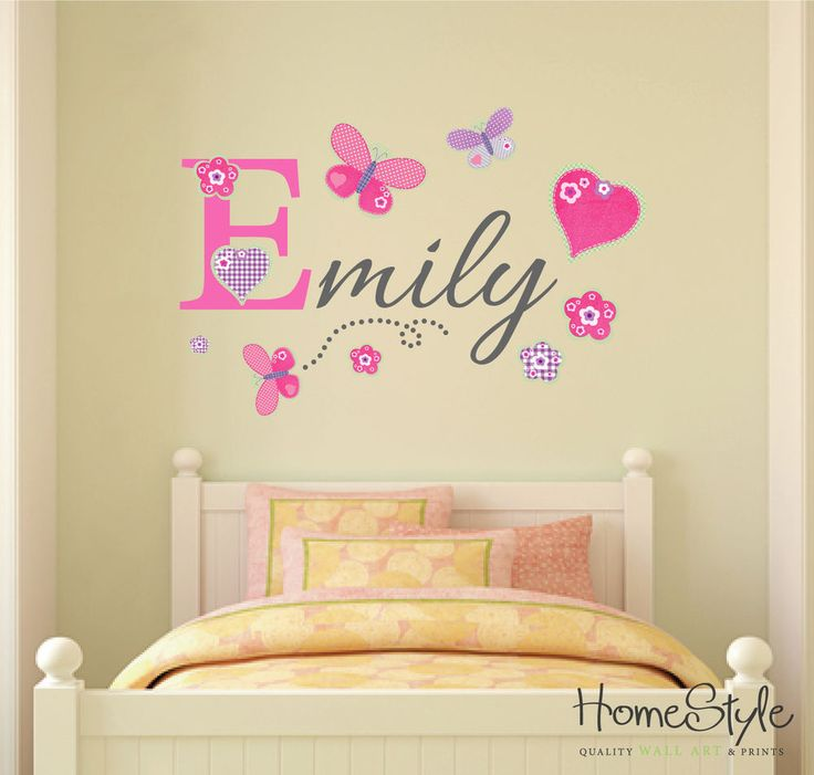 39 best Home decor wall stickers images on Pinterest | Wall clings ...