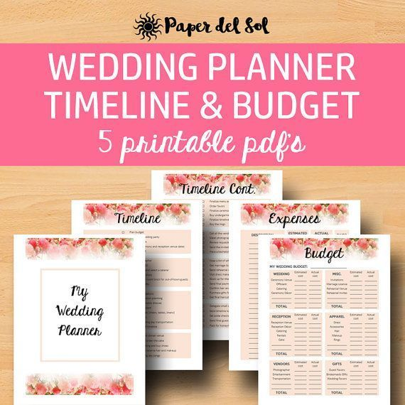 Plan Your Wedding Me My Big: 1000+ Ideas About Wedding Planner Binder On Pinterest