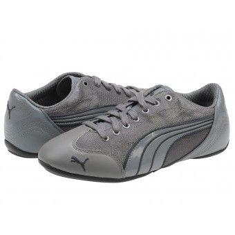 Pantofi sport dama Puma Yulu Shimmer steel grey