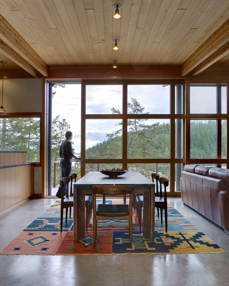 Gallery of Cortes Island Residence / Balance Associates Architects - 3