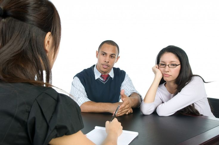 build relationship with career counselor