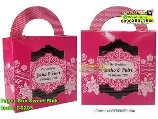 Paper Box Sweet Pink Hub: 0895-2604-5767 (Telp/WA)paper box,paper box murah,paper box cantik,jual paper box murah,jual paper box unik,kemasan paper box,paper box grosir,grosir paper box murah,jual kemasan paper box,kemasan paper box grosir  #paperbox #kemasanpaperboxgrosir  #paperboxmurah #jualpaperboxunik #kemasanpaperbox #paperboxcantik #paperboxgrosir #souvenir #souvenirPernikahan