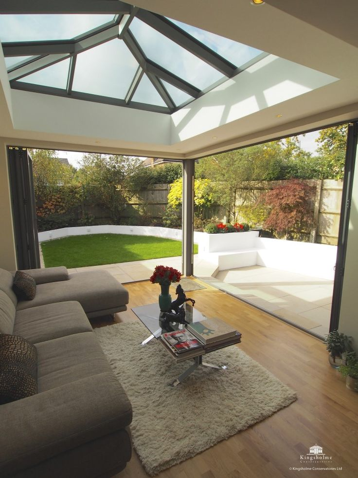 Kingsholme Conservatories | Contemporary aluminium orangery in Radlett