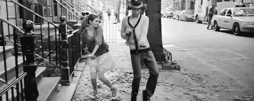 Alyson actuó como hermana pequeña de Channing Tatum en la primera película de Step Up.