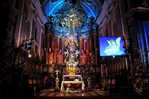Mstów - kościół parafialny