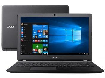 "Notebook Acer Aspire ES1-572-36XW Intel Core i3 - 4GB 1TB LED 15,6"" Windows 10"""