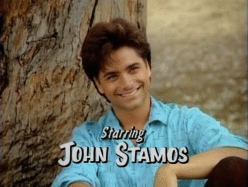 The Full House opening credits: sexy. | John Stamos Is The Sexiest 50 Year Old Ever