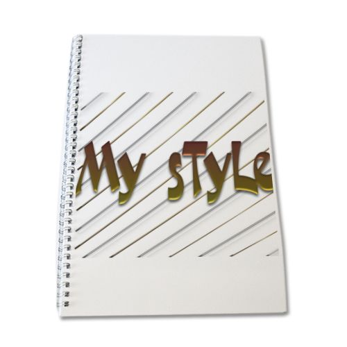 MY STYLE  Block Notes A4
