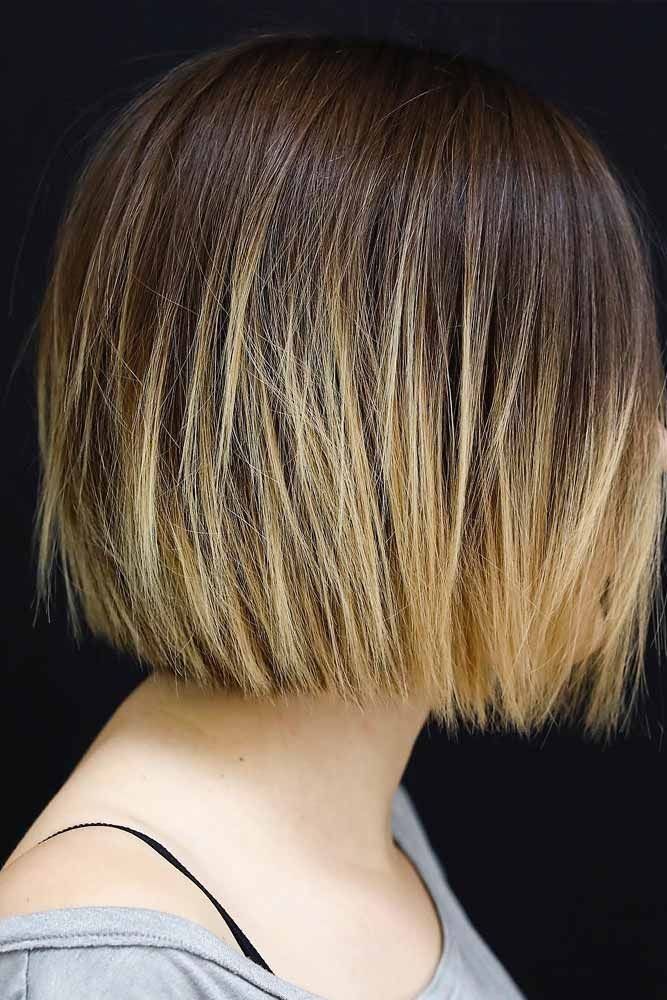 24 Cool And Trendy Ways Of Rocking Straight Hair Hair Pinterest