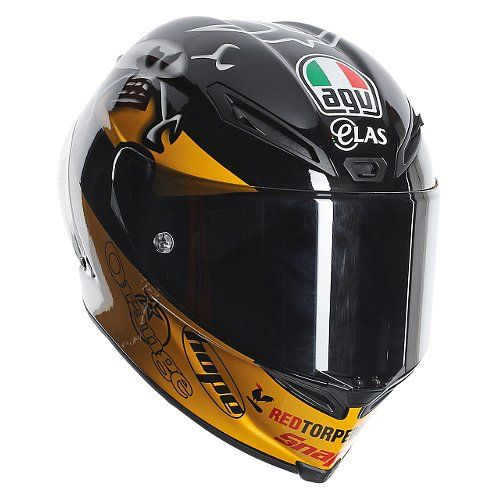 AGV Corsa Guy Martin Helmet - @RevZilla