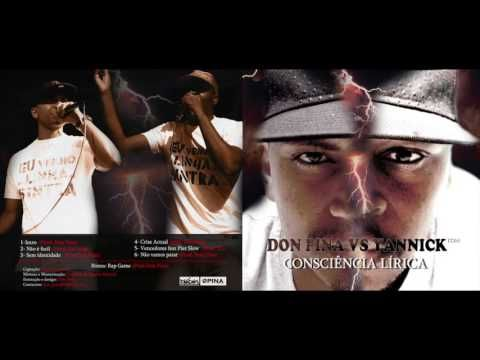 YANNICK TDM & DON PINA - CONSCIÊNCIA LÍRICA (EP)