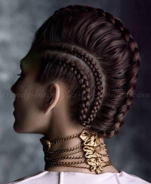 braided hairstyles 2014, braided hair
