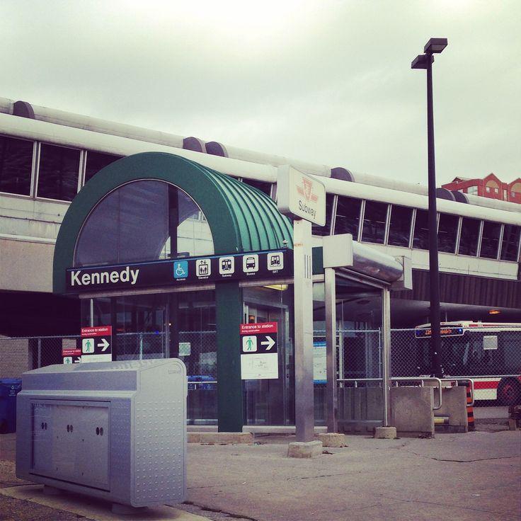 Kennedy Station #Scarborough