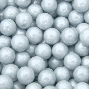 Well, How About These Elegant Chocolate Silver Balls? Decorator Sixlets Are  Great For Eating And For Decorating A Party.If You Need Silver Candy, ...