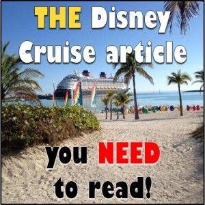 If you are planning a Disney Cruise, then this article is for you! Everything you need to know before you go. From the port to dining to Castaway Cay, we've got you covered. https://home.magicalmemoryplanners.com/