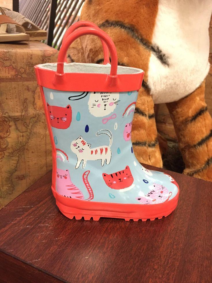 Rockin' Baby Splashin' Wellies Rain Boots