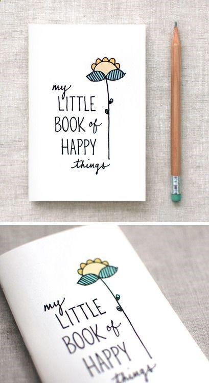 Escribe cosas que te inspiren