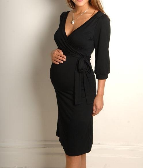 pregnancy wardrobe staple! I have one in black & one in purple