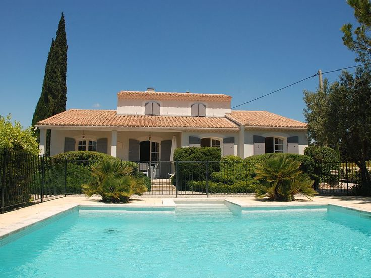 Gigondas Holiday House: Provence ideally located in the middle