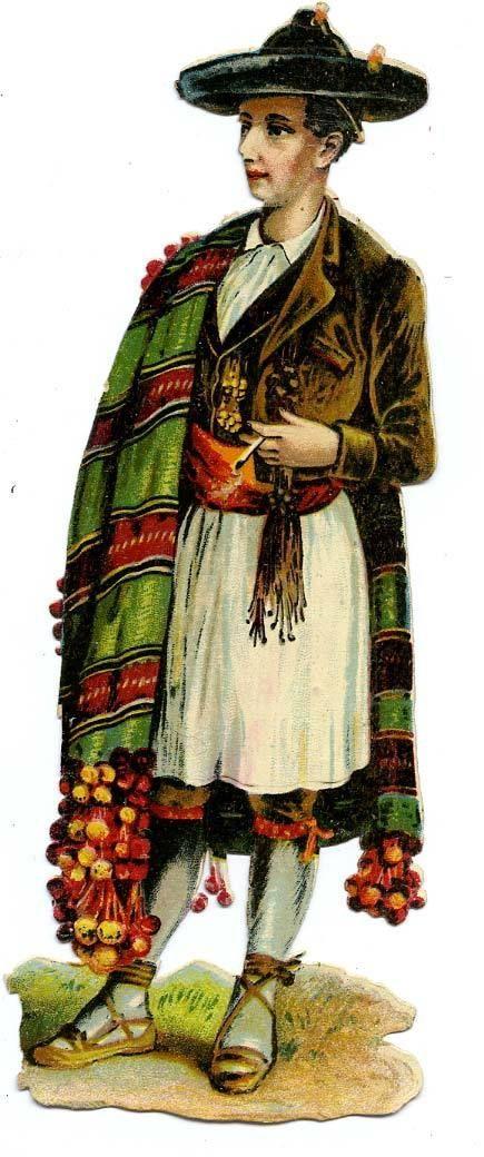 DECOUPI ANCIEN HOMME FUMANT, ESPADRILLES - FOKLORE AMERIQUE DU SUD ? fr.picclick.com