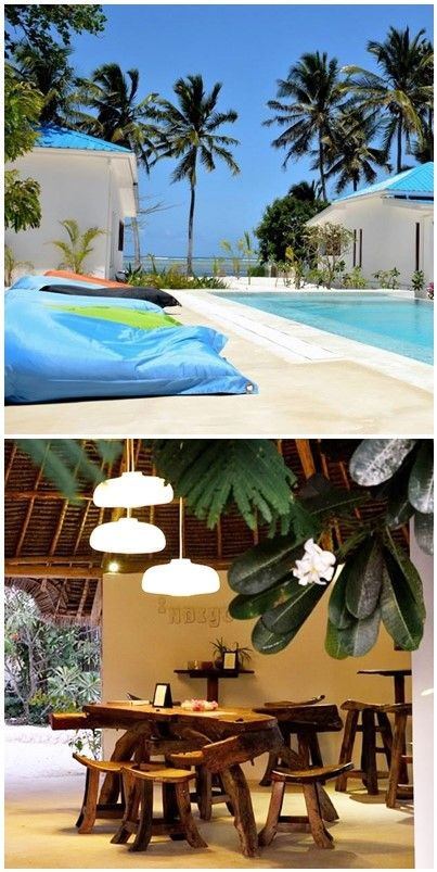 #Indigo_Beach_Zanzibar_Hotel - #Zanzibar / #Bwejuu - #Tanzania http://en.directrooms.com/hotels/info/4-142-10088-358924/