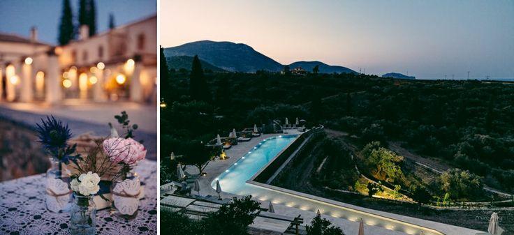 In the woods landscape@ Kinsterna Boutique Hotel , Monemvasia  , Peloponnese