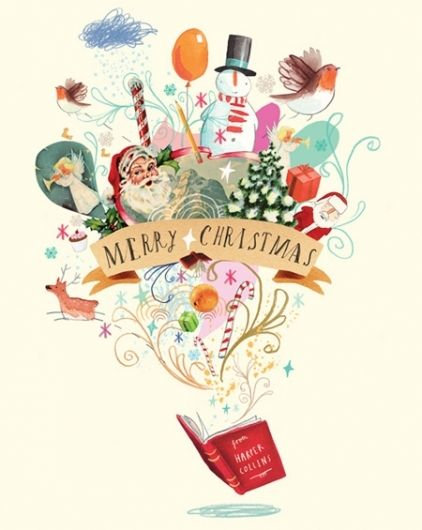 Oliver Jeffers- Christmas illustration