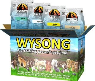 Wysong Dog Variety Pack 4/5 Lb.