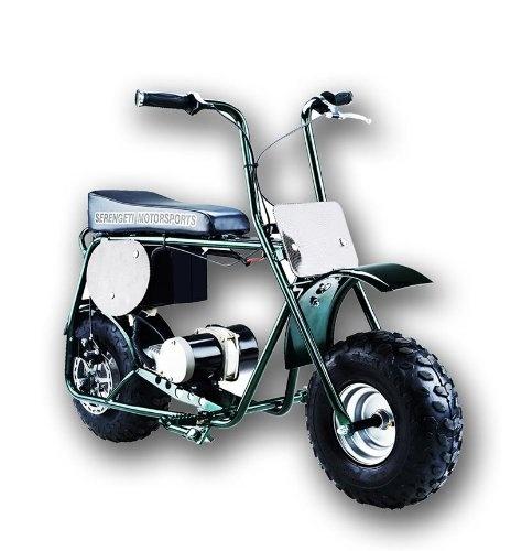 serengeti motorsports badger 450 electric mini bike http. Black Bedroom Furniture Sets. Home Design Ideas