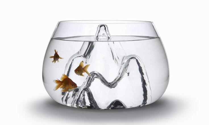 Fishbowl Sculpture