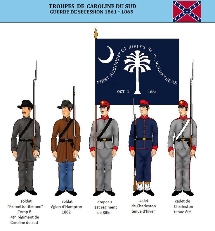 South Carolina in the Civil War
