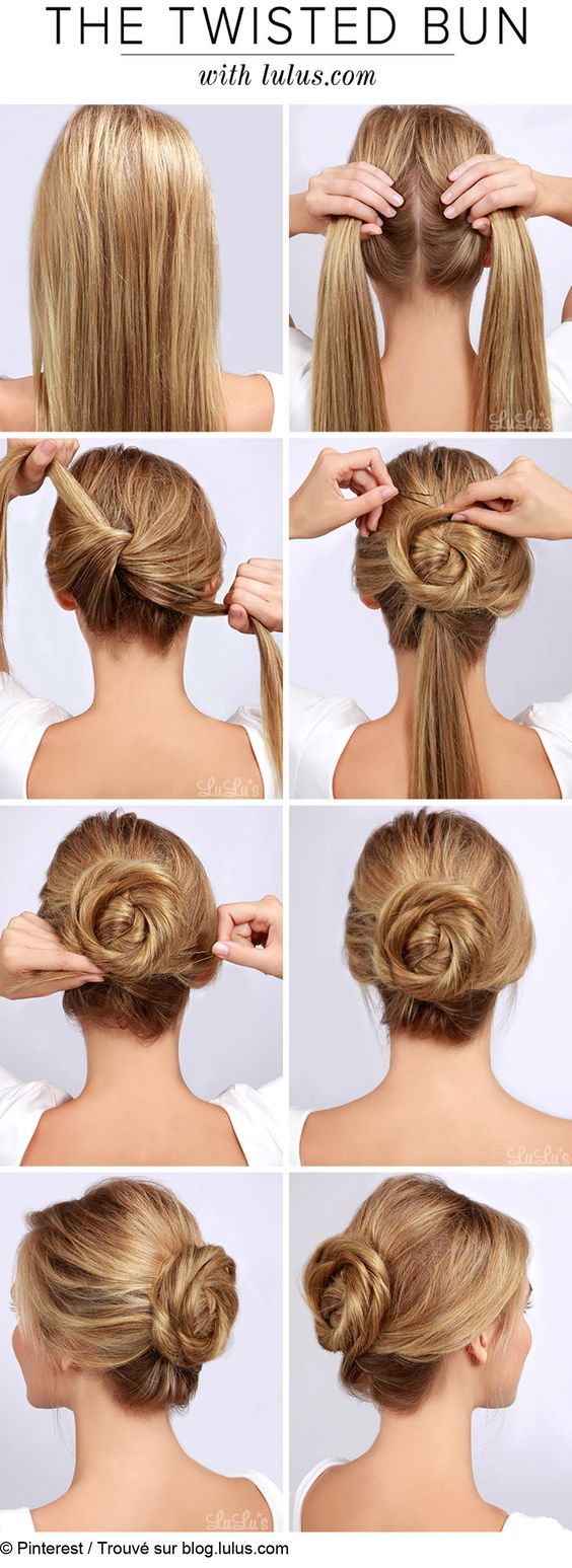 Tuto cheveux plus long