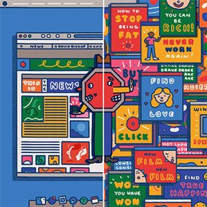 The Ad Blocking Kingpin Reshaping the Web as He Prefers It Wladimir Palant, Adblock Plus, and the (profitable) war against unacceptable ads.  By Russ Juskalian on November 13, 2015 | MIT Technology Review