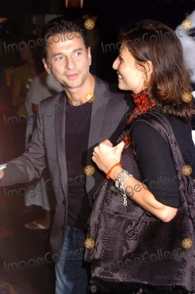 "New York Premiere of the Weinstein Company's ""Control"" Chelsea West Cinema, New York City, NY 09-25-2007 Photo by John Krondes - Globe Photos, Inc. 2007 David Gahan (Depeche Mode)"