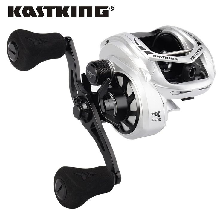 Baitcast fishing reel kastking kapstan 300 541 gear