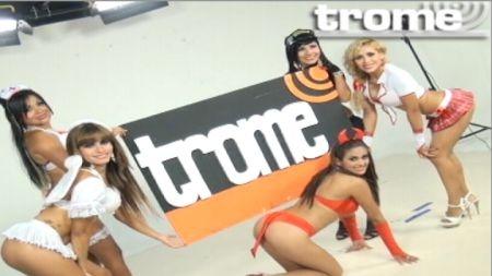 #Magnificasdelacumbia alborotaron el Backstage #Trome
