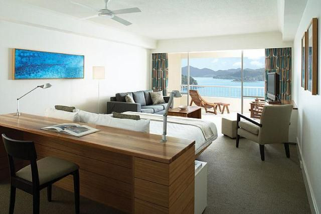 Hamilton Island Reef View Hotel - living room