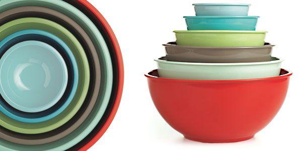 Martha Stewart mixing bowls