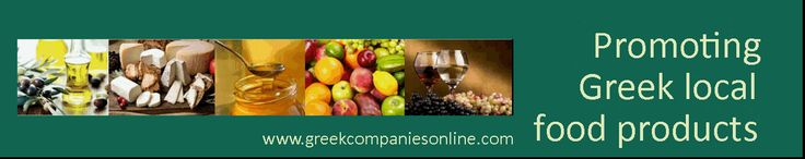 Discover the local traditional food products from major regions of Greece, as each landscape is characterized by its unique local food products, contributing to the cultural identity of each region.   Greece, a culinary heritage get to know know!  www.greekcompaniesonline.com