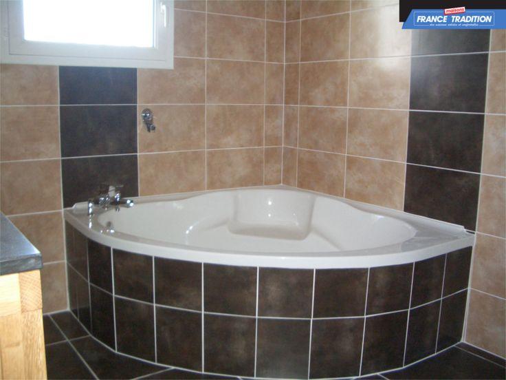 12 best Salle de bain - Maisons France Tradition images on Pinterest