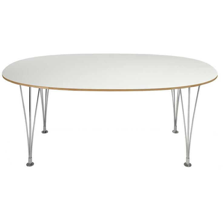 Superellips bord, natur i gruppen Rum / Kök / Köksmöbler hos RUM21.se (101014r)