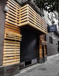 Resultado de imagen para fachadas de restaurantes rusticos